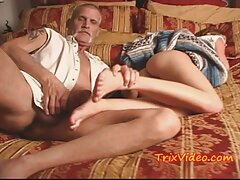 Fetiche de pies porno