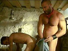 Hermosa pormo casero gay rubia en la webcam