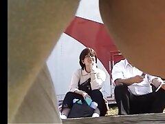 La videos caseros de gordos gay esposa rescata al esposo de la jaula de castidad para follar a la muñeca.
